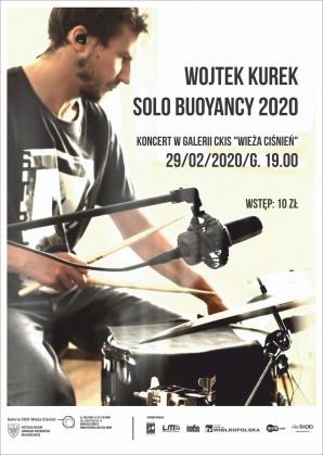 Wojtek Kurek - koncert z perkusją w roli głównej