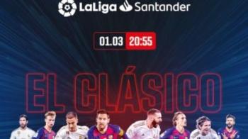 El Clasico: Real Madryt - FC Barcelona