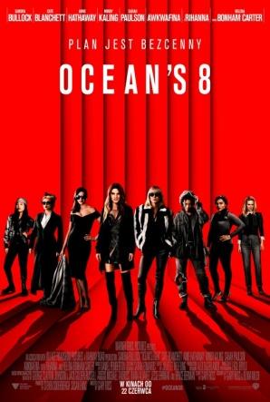 Ocean's 8 - Kino przestęp(n-cz)e