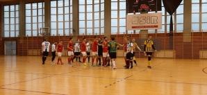 KKF Automobile Torino wygrał 12:6, status quo w tabeli II ligi