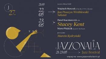 27. Jazz Festival JAZZONALIA