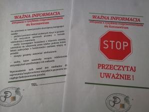 Lekarze ostrzegają przed koronawirusem. Zalecenia dla pacjentów