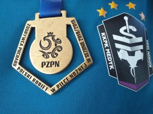 Trwają licytacje dla Oli. Można kupić medal Pucharu Polski