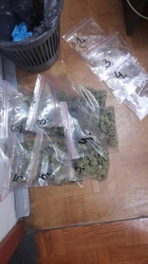 Miał narkotyki w plecaku. 33-latek trafił do tymczasowego aresztu