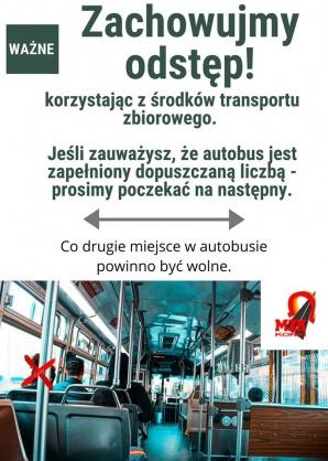 MZK Konin wprowadza nowe zasady podróżowania autobusami