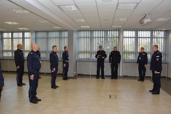 Komendant konińskiej policji odwołany. Awansował jego zastępca
