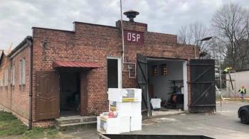 Remontują budynek starej remizy. Powstanie tam świetlica wiejska