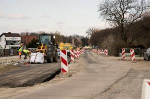 Konin. Trwają prace przy największych inwestycjach drogowych