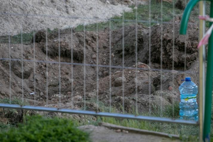 Niewybuch znaleziony przy ul. Bydgoskiej. Zabezpieczyli go saperzy
