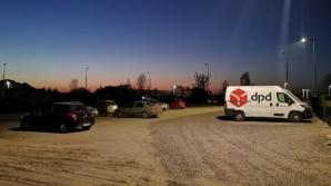 Konin. Dwa nowe parkingi na piątym osiedlu zostały oświetlone
