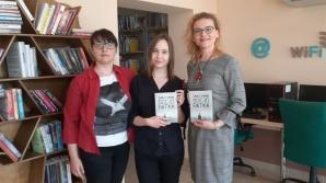 Golinianka promowała swoją książkę w miejscowej bibliotece