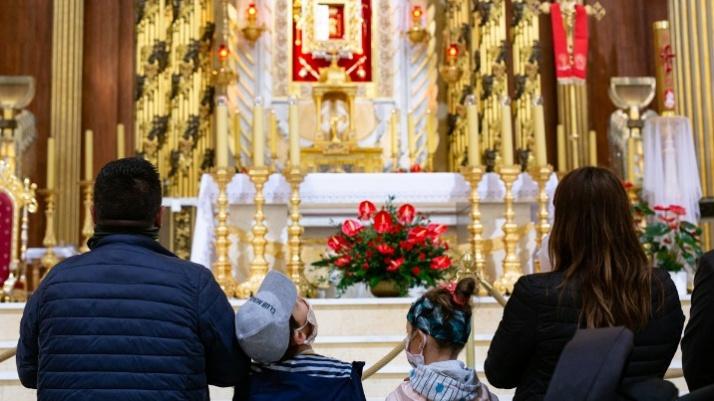 Licheń. Specjalne nabożeństwo w sanktuarium z okazji Dnia Matki