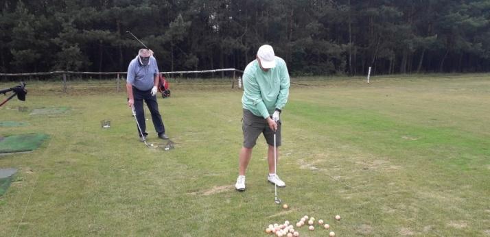 Robert Tralewski mistrzem Konina! Golfiści grali w weekend