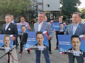 PO podsumowuje kampanię i zachęca do udziału w wyborach