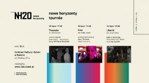 Nowe Horyzonty Tournée w Koninie: Przynęta