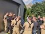 Szkolenie dla OSP KSRG Konin-Chorzeń w zakresie bezpieczeństwa pożarowego instalacji fotowoltaicznych