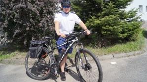 Letnie policyjne patrole rowerowe na terenie miasta i gminy Słupca