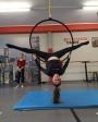 Studio Tańca Rytmix zorganizowało warsztaty z kołem cyrkowym