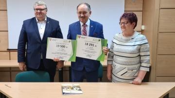Dwa sołectwa z gminy Golina z dofinansowaniem na inwestycje
