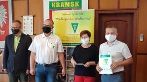 Kramsk. Dzięki współpracy powstanie w gminie studio nagrań