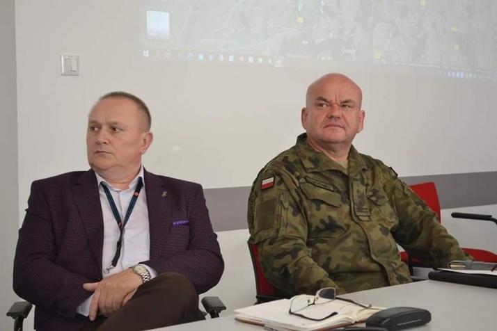 Służby mobilizują się przed przyjazdem aktywistów do Kleczewa