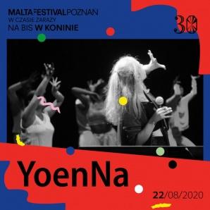"""YoenNa """"Odmęty"""" - Malta na bis w Koninie"""