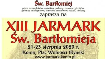 XIII Jarmark św. Bartłomieja