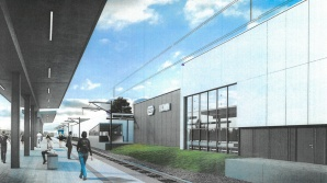 Nowy projekt dworca skromny i tańszy. Miasto czeka na ruch PKP