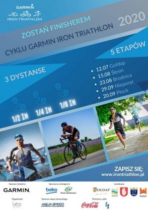 Ślesin. Garmin Iron Triathlon inny niż zwykle. Utrudnienia w ruchu