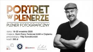 """Plener fotograficzny w Ciążeniu - """"Portret w plenerze"""""""