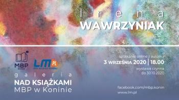 MBP – Irena Wawrzyniak uchyla drzwi – wystawa