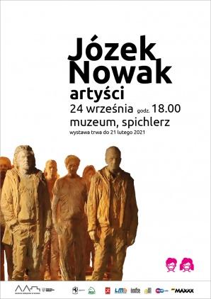"""Józek Nowak """"Artyści"""""""
