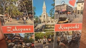 Pocztówkami z wakacji sprawili radość mieszkańcom DPS-u