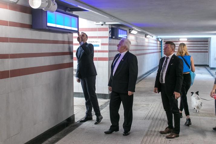 Decyzja ws. budowy dworca we wtorek? Ma ją podjąć zarząd PKP