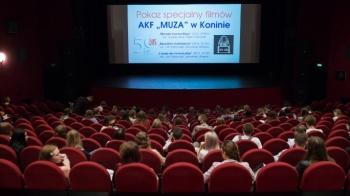 Konin. Pokaz specjalny filmów stworzonych przez AKF Muza