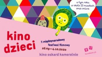 """7. Festiwal Filmowy Kino Dzieci """"Biuro detyktywistyczne Lessego i Mai. Rabuś z pociągu"""""""