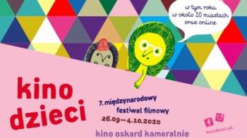 """7. Międzynarodowy Festiwal Filmowy Kino Dzieci """" Fritzi - przyjaźń bez granic"""""""