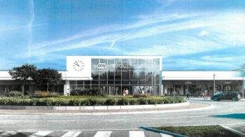 PKP SA o budowie centrum komunikacyjno-handlowego w Koninie
