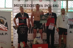 Mistrzostwa Polski MMA. Dwa medale dla Shooters Konin