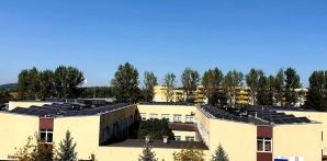 """Konin. Fotowoltaika na dachu Spółdzielni Mieszkaniowej """"Zatorze"""""""