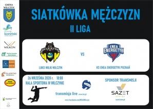 II liga siatkówki zaczyna sezon. Wilki będzie można oglądać w LM.pl