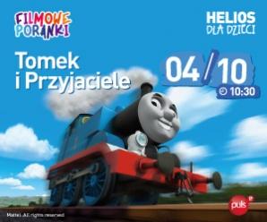 FILMOWE PORANKI: Tomek i Przyjaciele, sezon 22, cz. 1