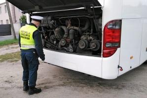 Inspektorzy WITD sprawdzili autobusy dowożące dzieci do szkół