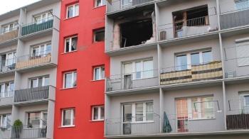 Turek. Miasto pomoże poszkodowanym w wybuchu gazu w bloku
