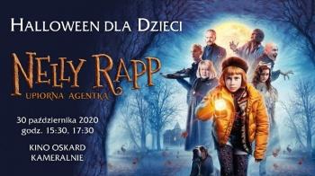 """halloween dzieci """"Nelly Rapp - Upiorna Agentka"""""""