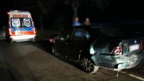 Wypadek w Spławiu. Nastolatek chciał uniknąć zderzenia z sarną