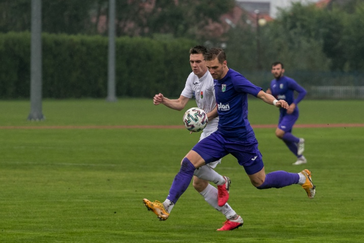 Radunia pokazała klasę, bezradny Sokół Kleczew przegrał 0:4