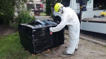 Od 14 lat pozbywają się wyrobów azbestowych z powiatu konińskiego