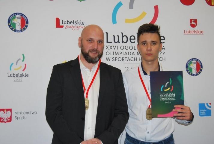 Klimkowski mistrzem Polski! To trzeci medal szachisty w tym roku