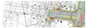 Zmiana organizacji ruchu na skrzyżowaniu Paderewskiego - Przemysłowa